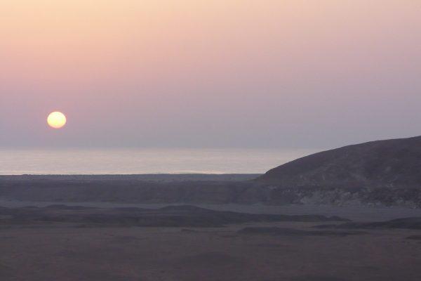 Morning Quad Bike to Bedouin Village